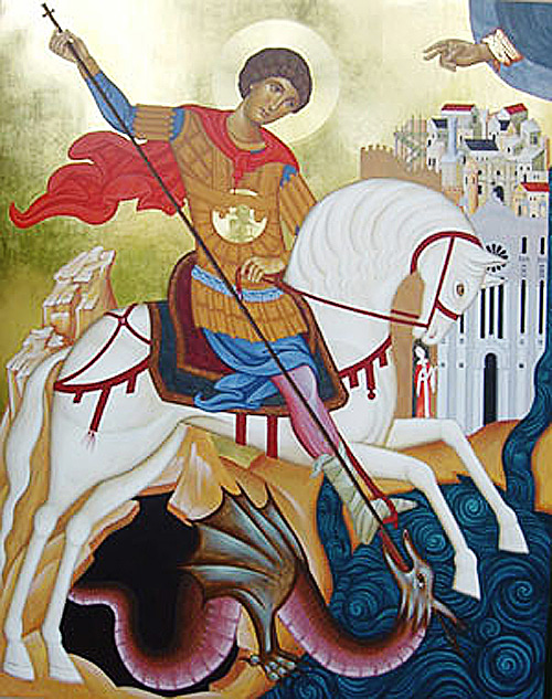 icona-che-raffigura-san-giorgio-nella-chiesa-san-giorgio-extra-di-reggio-calabria