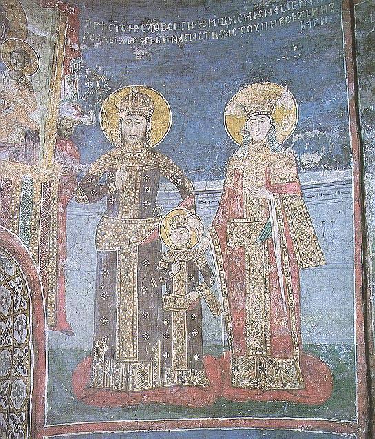 la-famiglia-dellimperatore-stefan-dusan-decani