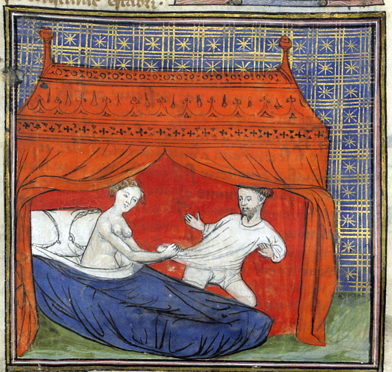 la-seduzione-forzata-miniatura-le-livre-de-lancelot-du-lac