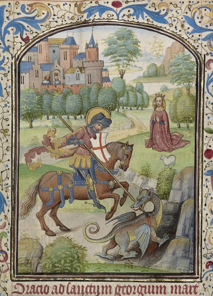 san-giorgio-e-il-drago-in-una-miniatura-del-1460-conservata-al-getty-museum