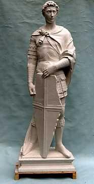 statua-di-san-giorgio-scolpita-da-donatello-museo-nazionale-del-bargello-firenze