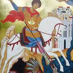 San Giorgio, il santo che non c'è ma si vede
