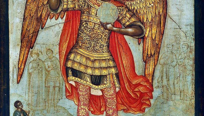 archangel_mikhail_and_devil