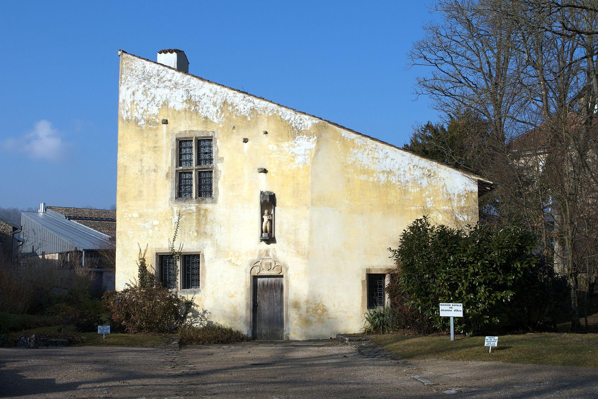 jeannedarcbirthplace