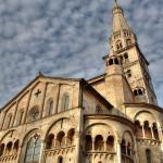 All'ombra del cantiere del Duomo di Modena