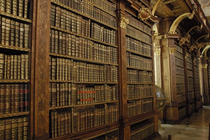 Bibliothque de Melk