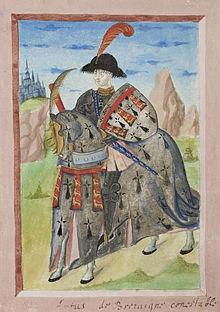 raffigurazione-di-arturo-iii-di-bretagna-xv-secolo