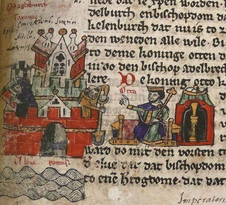 miniatura-medievale-con-ottone-i-in-battaglia
