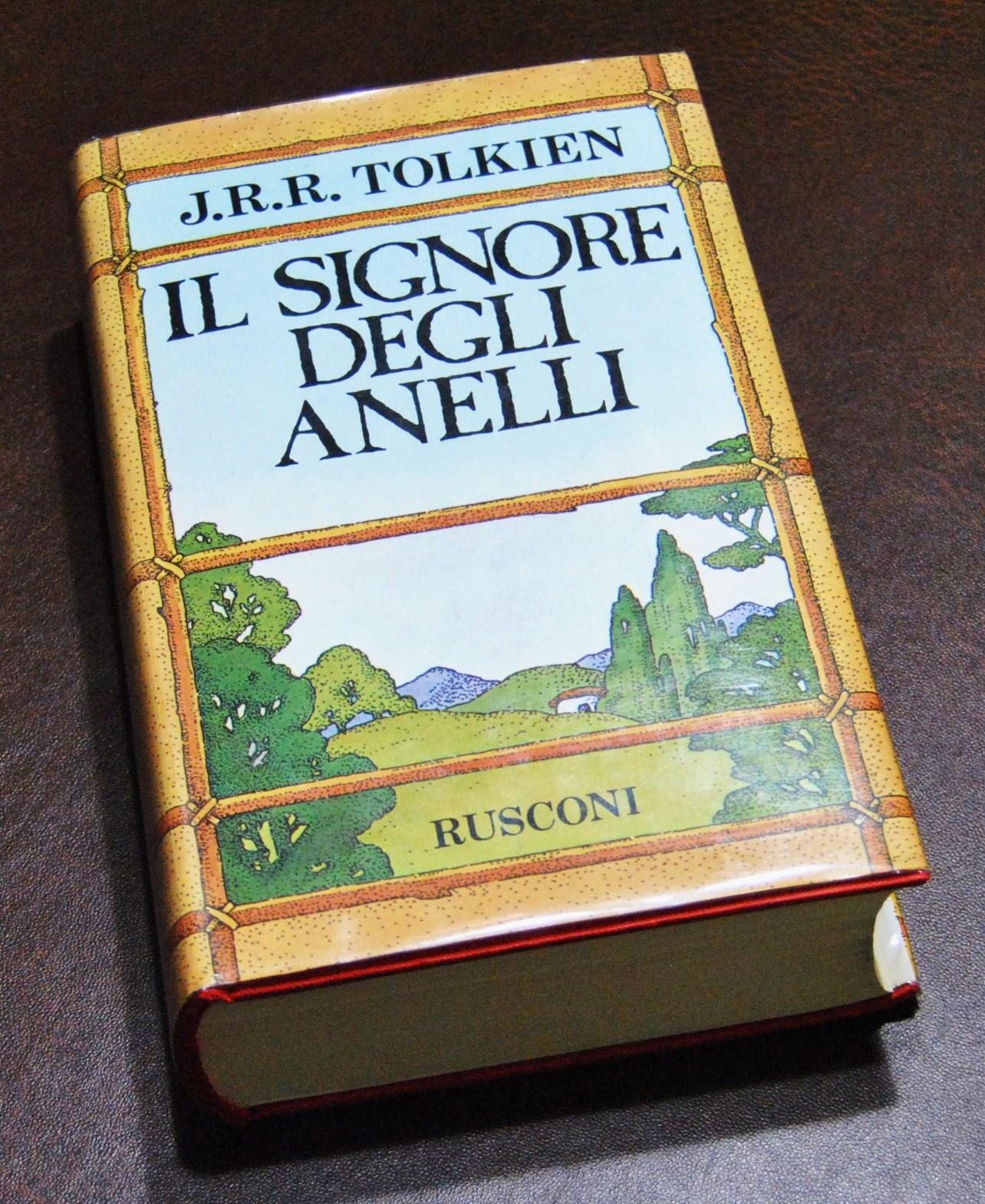 il-signore-degli-anelli-prima-edizione-italiana-firmata-da-piero-crida-rusconi-1977