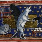 Nei secoli fedeli. Cani e gatti nel Medioevo