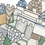 Ricostruire dopo il terremoto. Il Medioevo