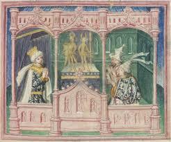 manoscritto-della-prima-meta-del-xv-secolo-di-autore-incerto-che-raffigura-ragnarr-con-i-figli-ivarr-e-ubba