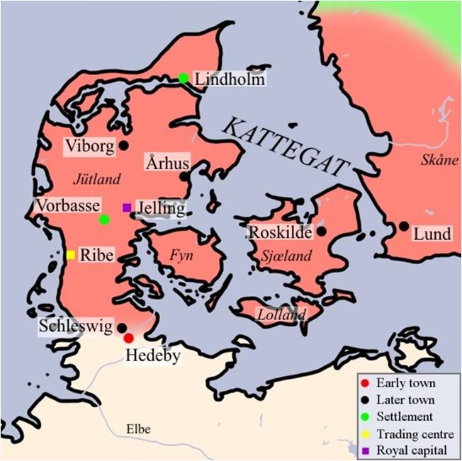 mappa-della-danimarca-vichinga