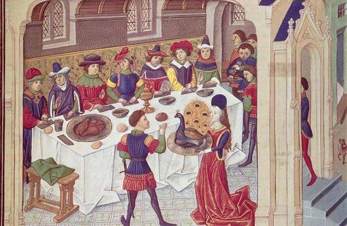 Ufficio Esercitato Dai Notai Nel Medioevo : Redazione festival del medioevo pagina