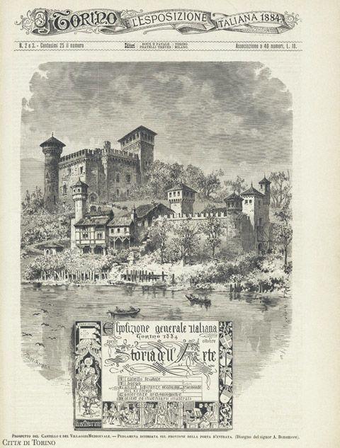 1-torino-e-lesposizione-italiana-1884-pagina-di-giornale