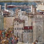 Perugia, torri e pozzi della città medievale