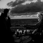 """""""Il settimo sigillo"""", partita a scacchi con la Morte"""