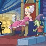"""""""Disincanto"""", il Medioevo alcolico del padre dei Simpson"""