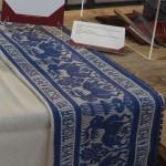 Le Tovaglie perugine del Museo laboratorio Giuditta Brozzetti