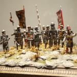 Azincourt, un grande diorama per illustrare le fasi della celebre battaglia