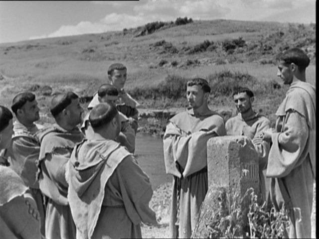 Francesco giullare di Dio (1950)