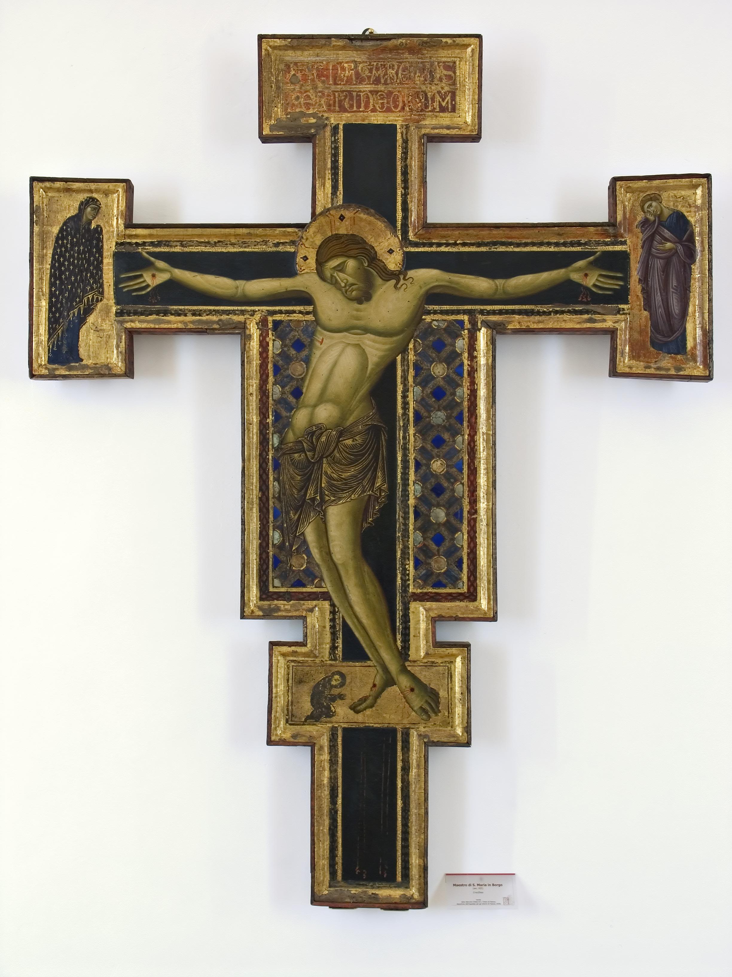 maestro-crocifissi-francescani-guido-di-pietro-da-gubbio-museo-civico-di-faenza
