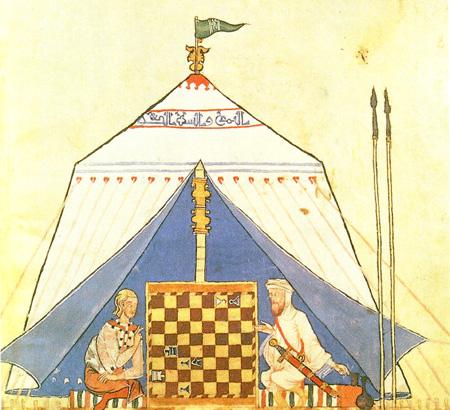 miniatura-raffigurante-cristiani-e-musulmani-che-giocano-a-scacchi-in-al-andalus-spagna-islamica-dal-libro-dei-giochi-di-alfonso-x-di-castiglia-1285