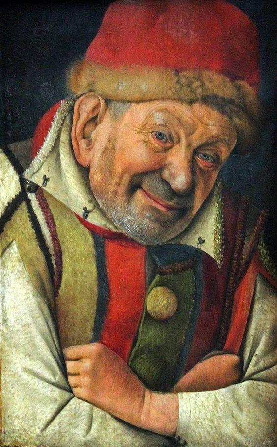 Ritratto del buffone Gonella
