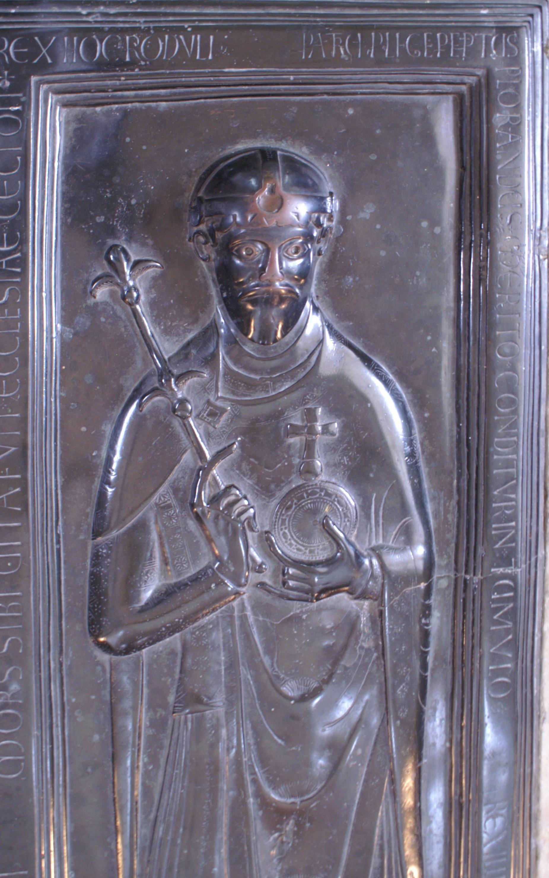 Il sepolcro di Rodolfo di Svevia