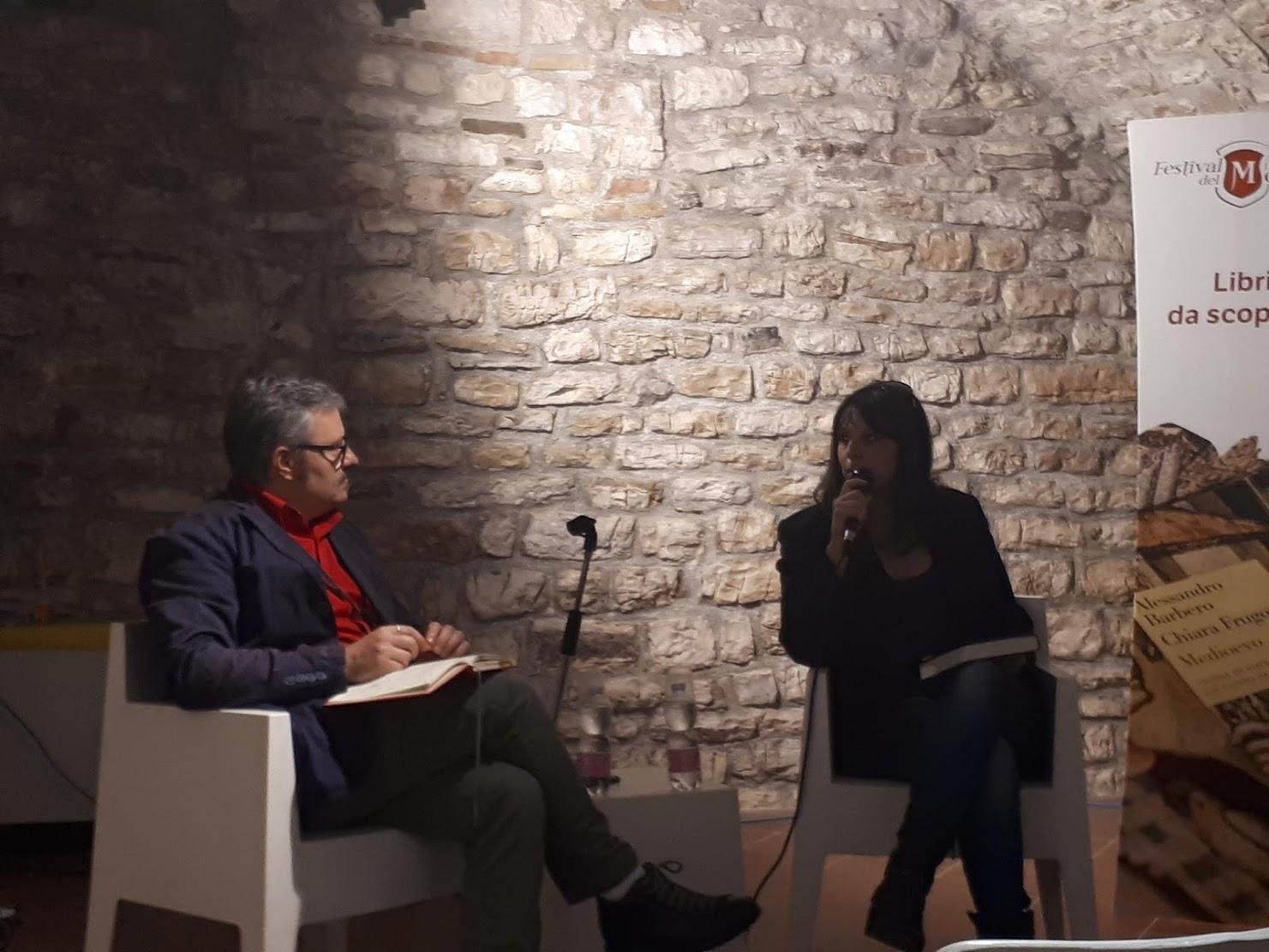 Presentazione del libro a Gubbio