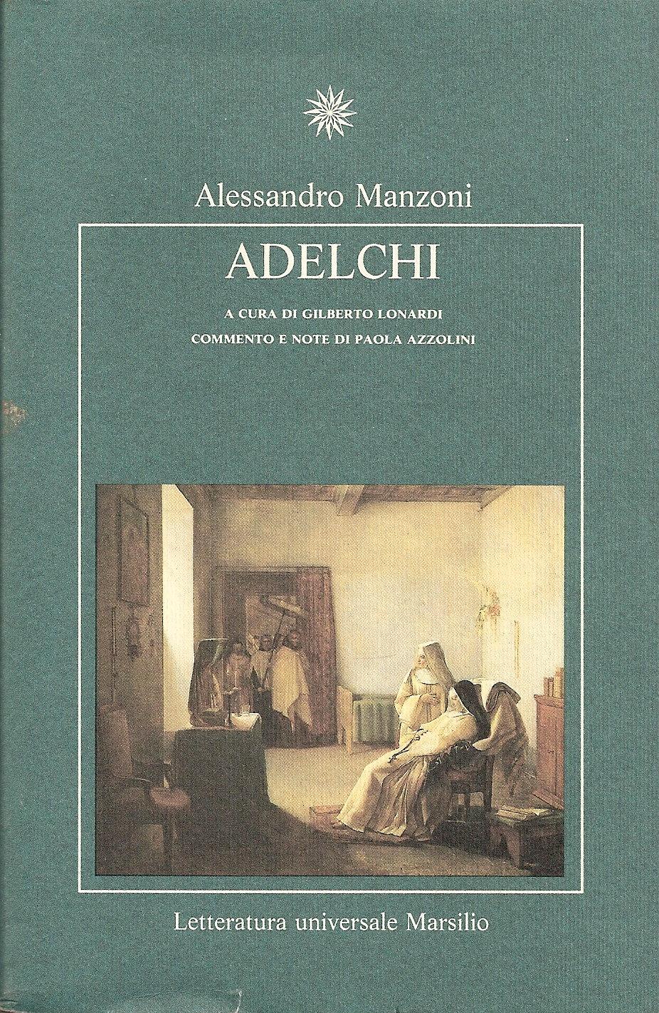 Adelchi, tragedia di Manzoni