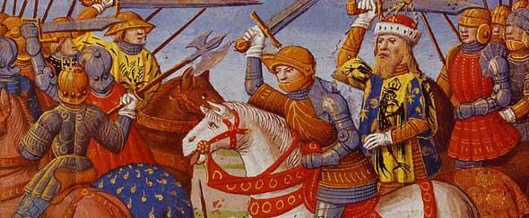 Re Carlo in battaglia