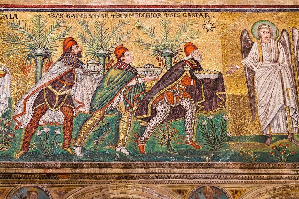 Mosaici di Sant'Apollinare Nuovo