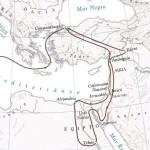 L'Itinerarium di Egeria, reporter del IV secolo