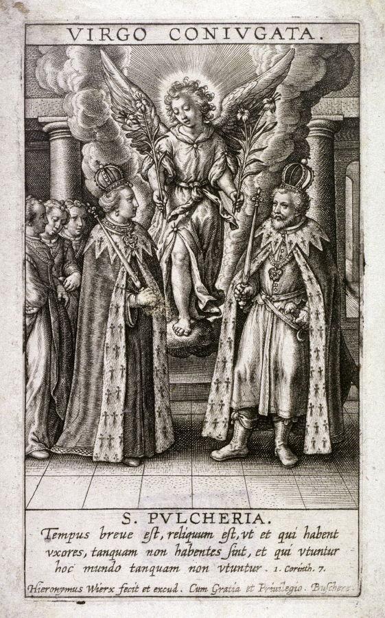 pulcheria-in-una-immagine-di-hieronymus-wierix-xvii-secolo