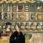 La nascita della farmacia