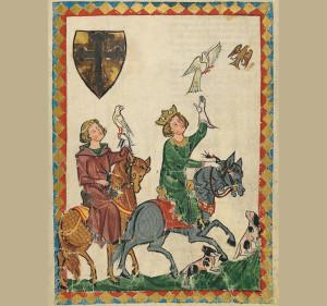 Corradino di Svevia nel Codex Manesse