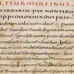 Scrivere, da Carlo Magno in poi
