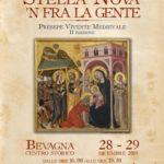 Stella nova 'n fra la Gente, il presepe medievale di Bevagna