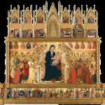 La Maestà, capolavoro di Duccio