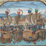 Sluys, l'Inghilterra annienta la flotta francese