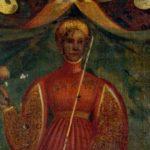 La contessa Matilde vestita di mitologie
